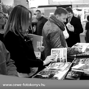 Cewe – Utazás kiállítás – 2015. Video