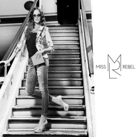 Miss Rebel / Summer 2015.